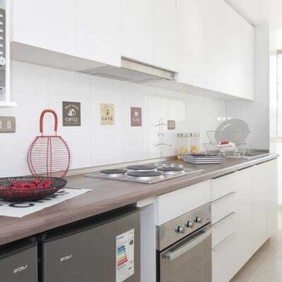 Cocina - Parque Mirador Etapas II y III