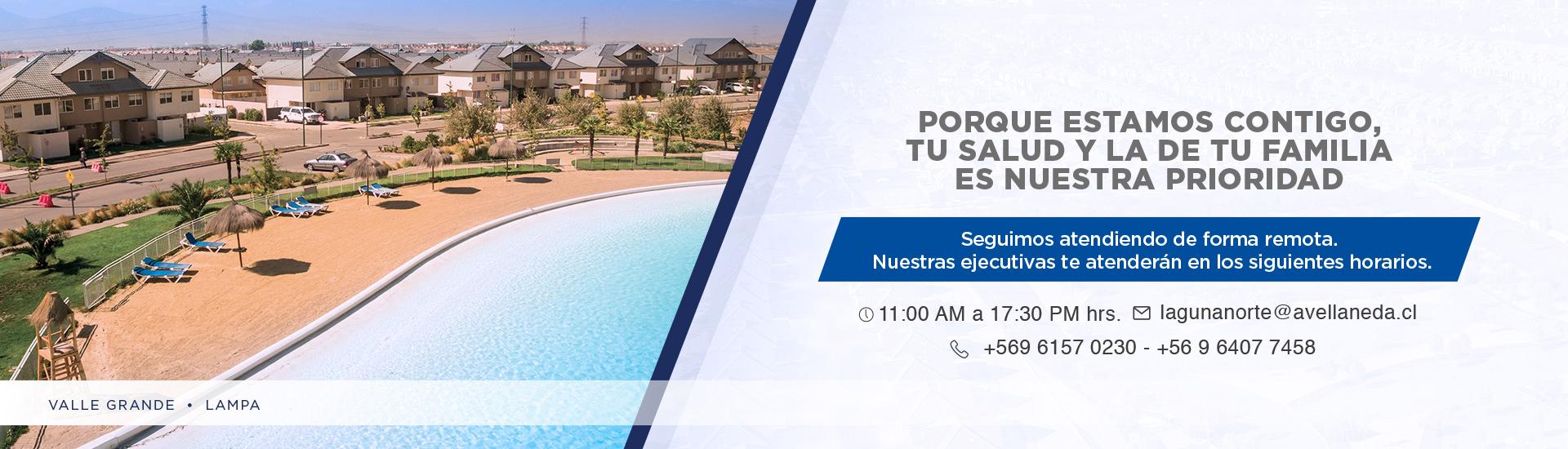 Proyecto Condominio Laguna Norte