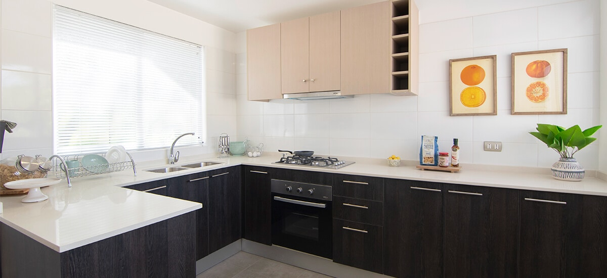 Cocina - Condominio Laguna Norte