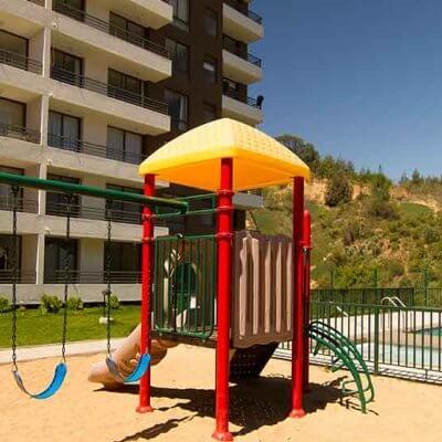 Parque Mirador Etapas II y III
