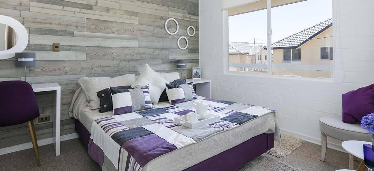 Dormitorios - Condominio Laguna Norte