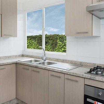 Cocina - Condominio Plaza Buin