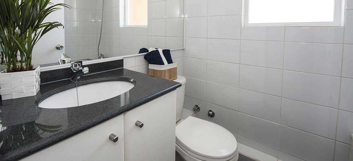 Baños - Condominio Alto Casares