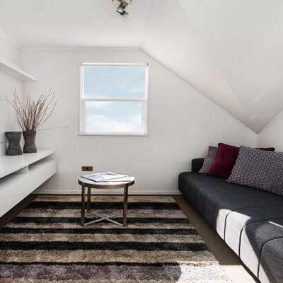 Interior & Terminaciones - Condominio Alto Casares