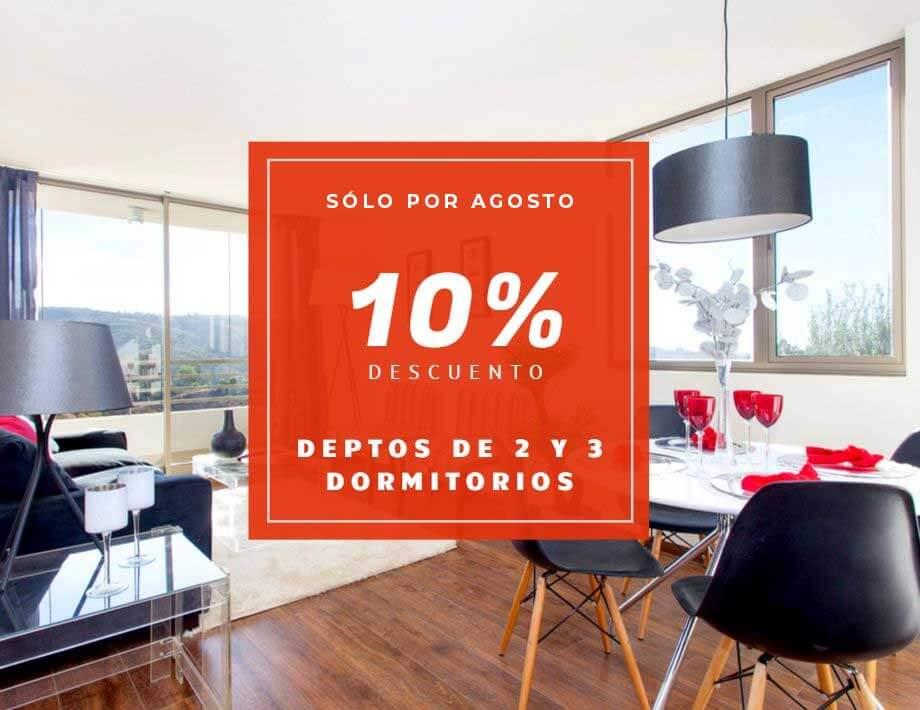 Parque Mirador con 10% de Descuento