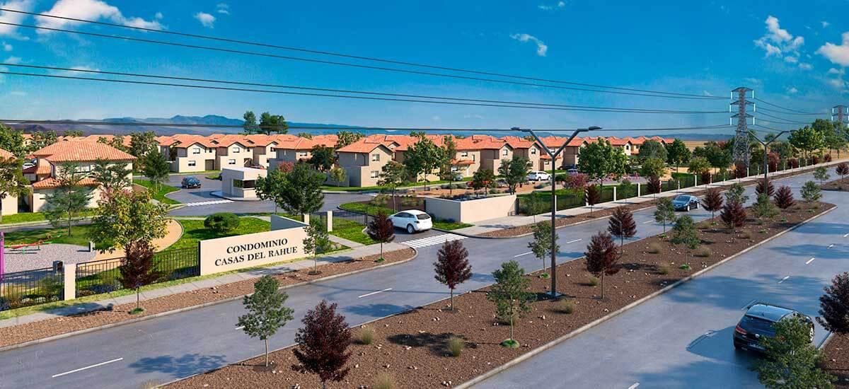 Condominio Casas del Rahue