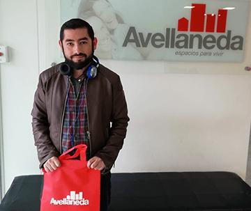 Ganador Alex Barón Ojeda