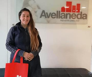 Ganador Valentina Perez Mellado