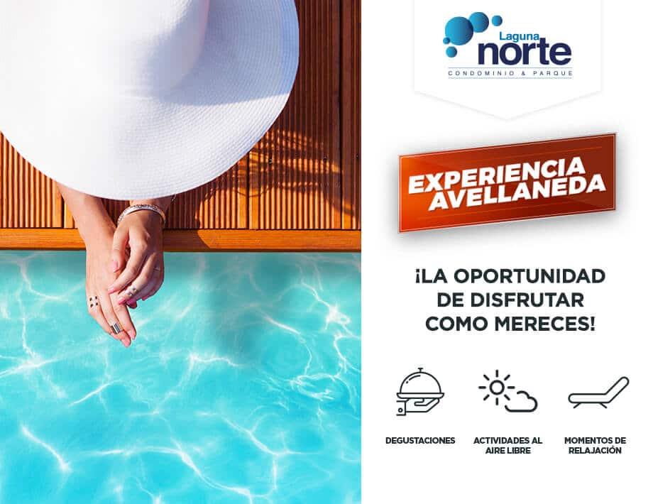 Experiencia Avellaneda Laguna Norte