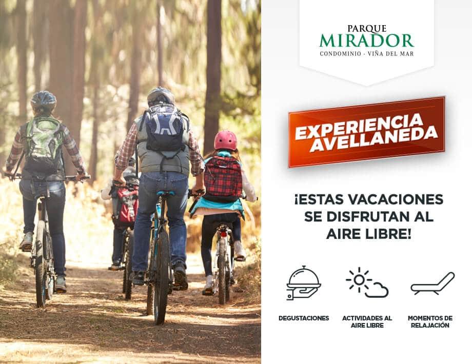 Experiencia Avellaneda Parque Mirador