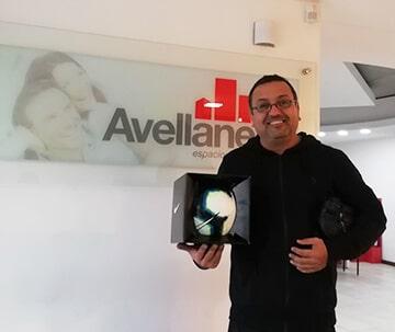 Ganador José Alvarado