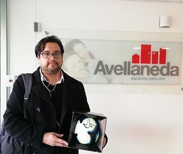Ganador Mauricio Oliveros